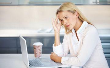 Причины задержки менструации после 40 лет