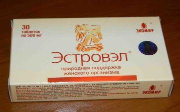 Лекарство Эстровэл при климаксе — отзывы женщин, цена, аналоги