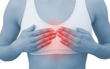 Почему болят грудные (молочные) железы при климаксе
