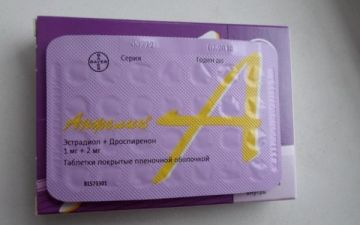 Таблетки Анжелик при климаксе