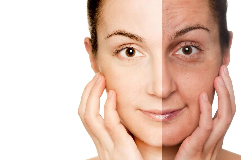 Улучшение кожи и слизистых