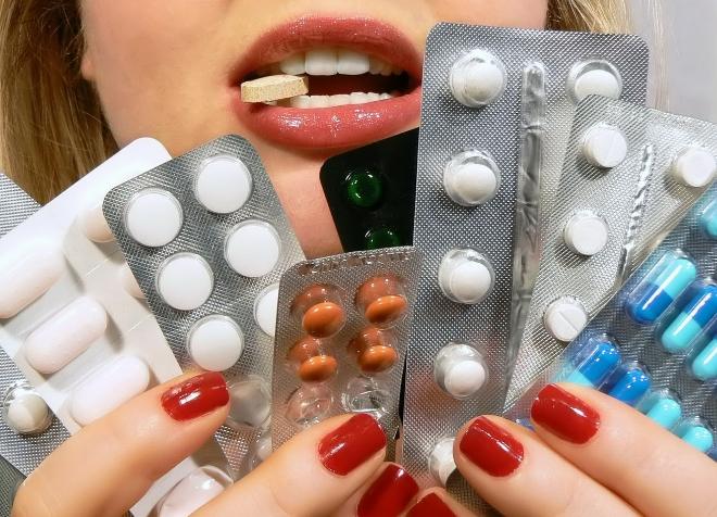Анальгин при менструальных болях