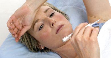 Причины температуры и озноба при климаксе у женщин
