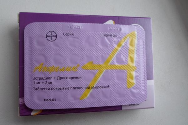 Анжелик таблетки при климаксе
